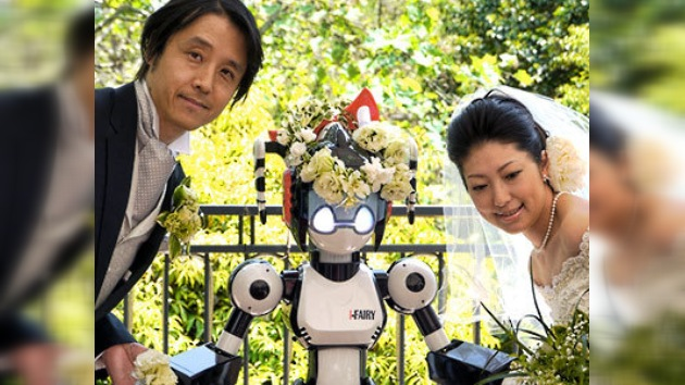 Robot Sacerdote en Japón