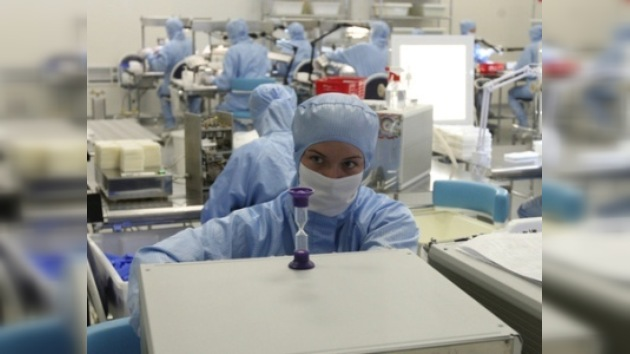 Rosnano invierte 44 millones de dólares en nanotecnología de cuarzo