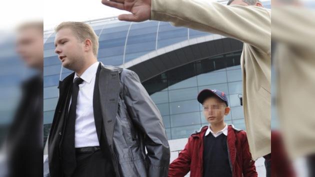 Denis Jojryakov regresa por fin a Rusia