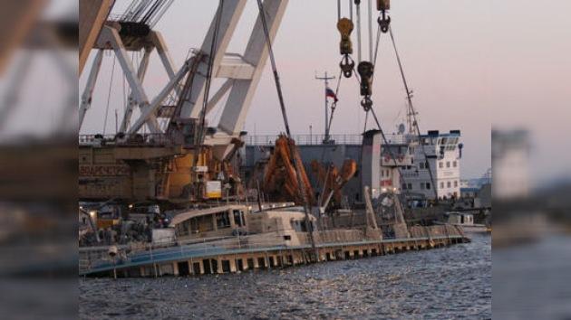 El fin del reflotamiento del Bulgaria, cuestión de horas