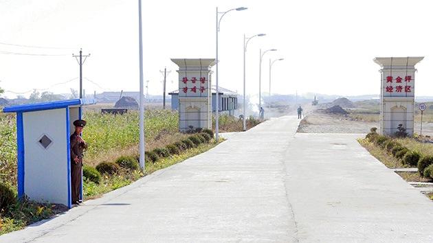 'Tierra a la venta' en Corea del Norte