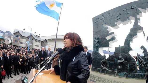 """Argentina califica de """"ilegítimas """" las actividades de las petroleras británicas en las islas Malvinas"""