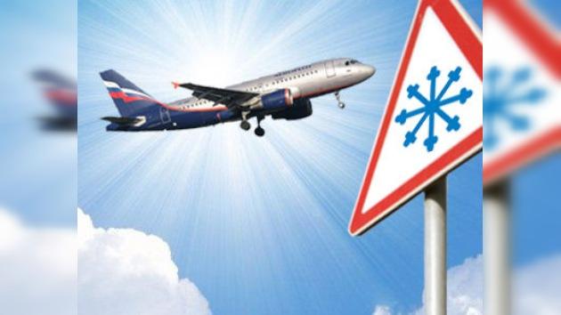 Aeroflot salda las cuentas por el colapso del transporte aéreo