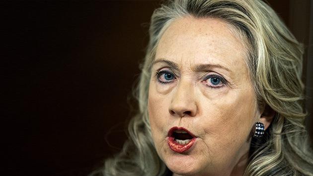 Hillary Clinton: el Gobierno de EE.UU. no tiene nada que ver con el video de Mahoma