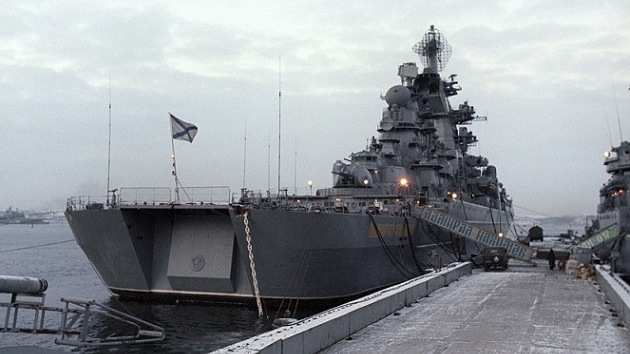 40 buques se suman a la Armada rusa en 2014