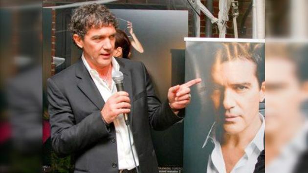 Antonio Banderas presenta en Nueva York su primera exposición fotográfica