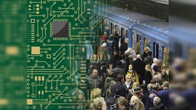 Los nuevos sistemas de seguridad para las estaciones del metro ruso