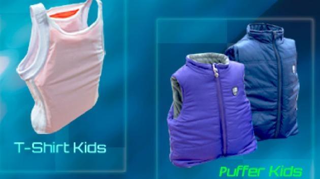 'El Armani de la ropa blindada' diseña una colección para niños de EE.UU.