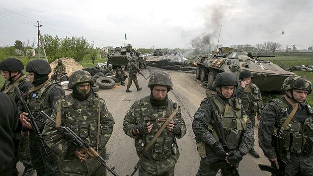 """Kiev no tiene control siquiera sobre la misma Kiev"""