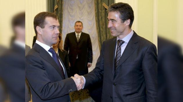 Rusia intenta ampliar su cooperación con la OTAN en Afganistán
