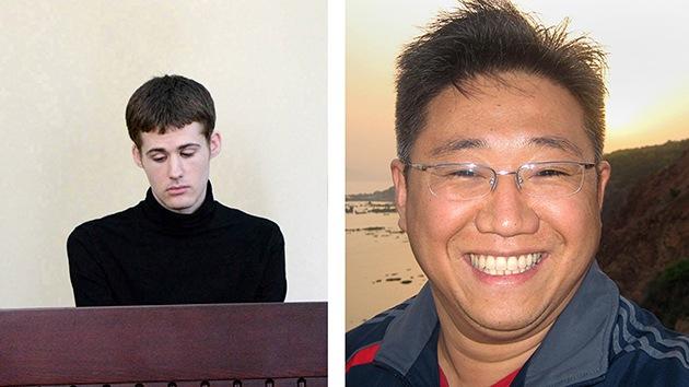 Corea del Norte pone en libertad a dos estadounidenses detenidos