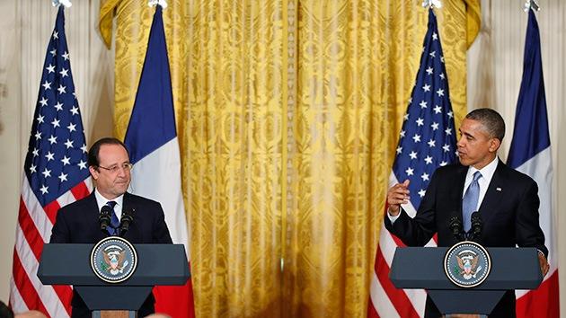 Obama: EE.UU. se reserva el derecho de lanzar una operación militar en Siria