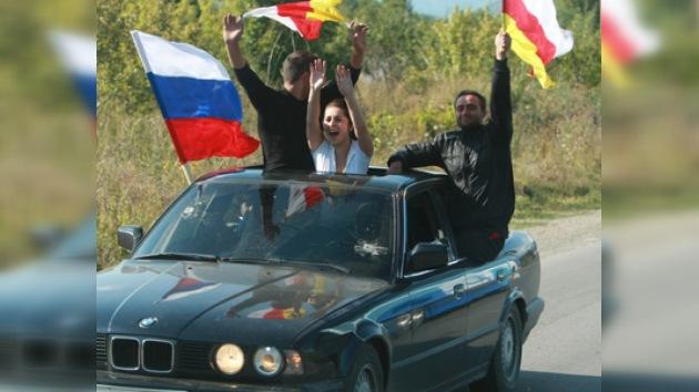 Osetia del Sur festeja el segundo aniversario de su independencia