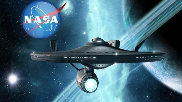 La NASA experimenta con viajar a la velocidad de la luz al estilo 'Star Trek'