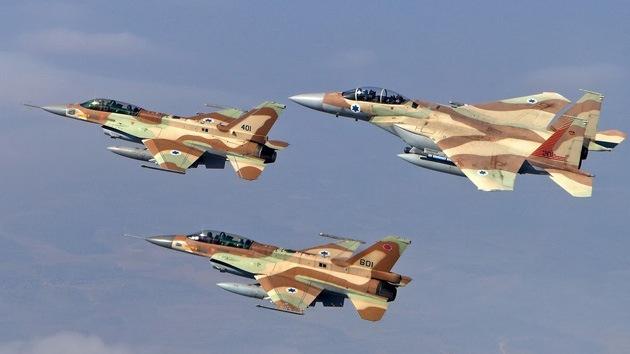 Israel ataca a Gaza tras provocar una reacción armada de Palestina