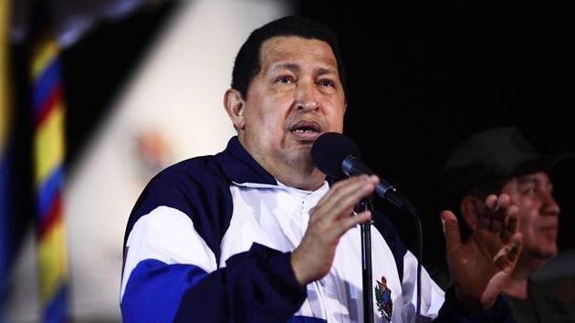 El presidente Hugo Chávez rompe su silencio