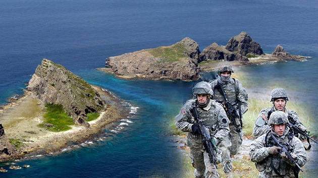 Si China ataca las islas Senkaku en su disputa con Japón, EE.UU. usará las armas