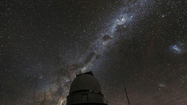 La Vía Láctea tiene más galaxias satélite de las que se observan
