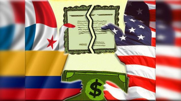 Congelan TLC con Panamá y Colombia
