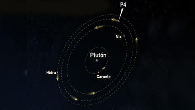 Luna 'nueva' en Plutón: detectan un cuarto satélite alrededor del planeta enano