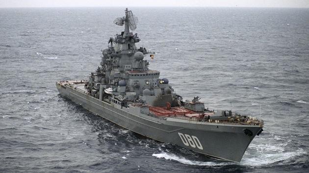 Rusia modernizará el crucero 'asesino de portaaviones'