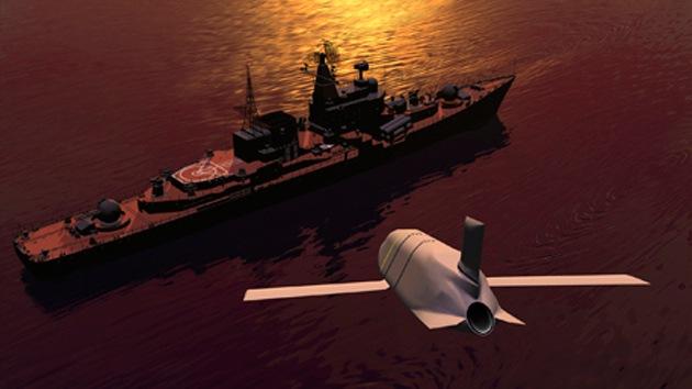 EE.UU. prueba su nuevo misil antibuque de largo alcance