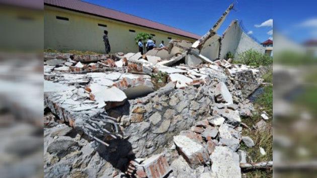 Un fuerte sismo sacude Indonesia