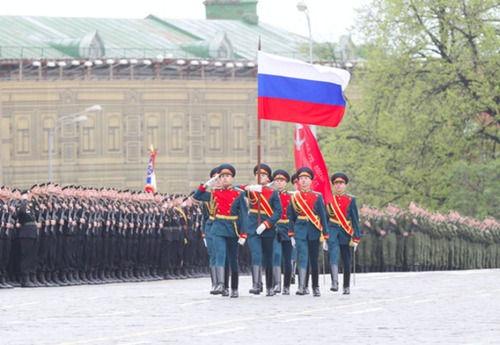 Desfile militar del 9 de mayo de 2011