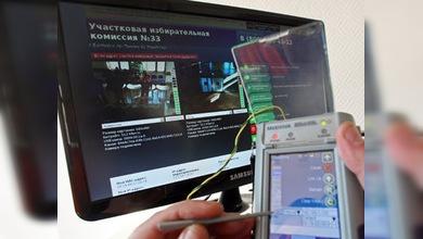 Las cámaras web de las elecciones rusas, ante la cruzada de su futuro