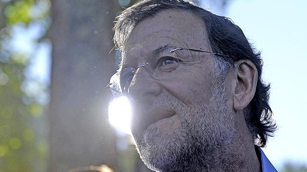 """Rajoy derrocha optimismo pese a la parálisis económica de España: """"saldremos de esta"""""""
