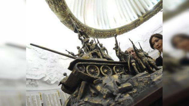 Moscú votará por el monumento que reemplazará al demolido en Georgia