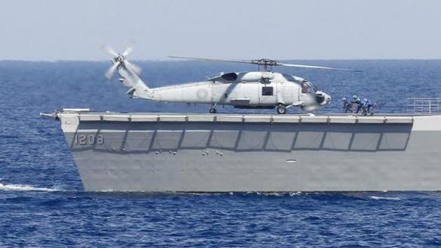 ¿Está militarizando Taiwán el mar de China Meridional?