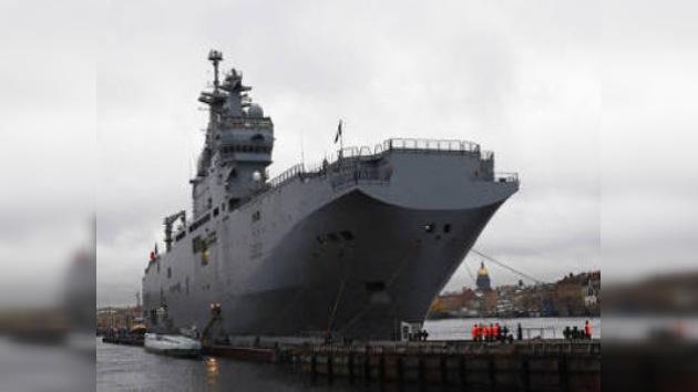 Senadores de EE.UU. solicitan a Francia que no venda armamento a Rusia