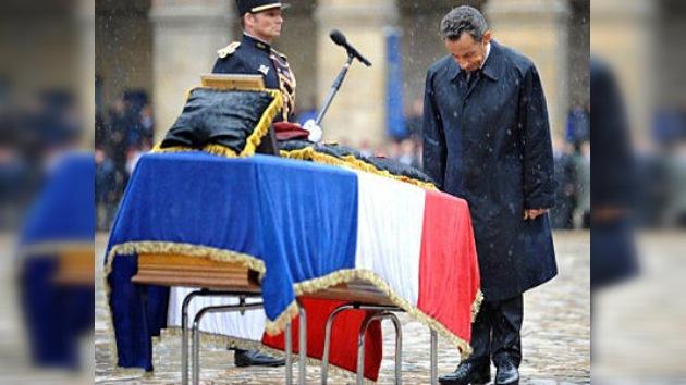 Una baja en la OTAN: Francia cancela sus operaciones en Afganistán