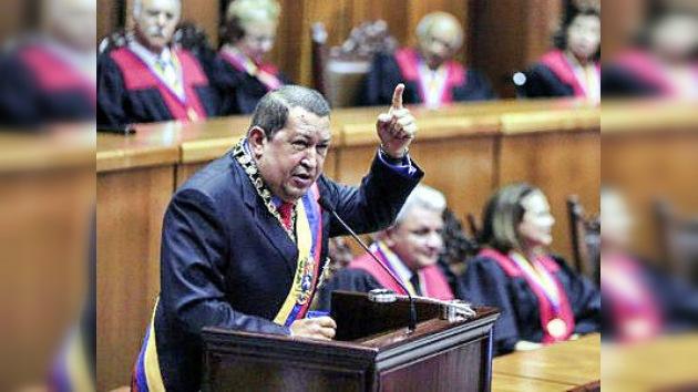 Chávez planea crear el Consejo de Estado como órgano asesor