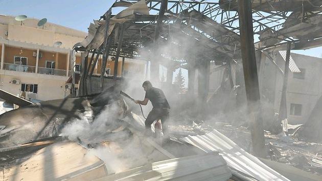 EE.UU. va a incluir un grupo de la oposición siria en su lista terrorista
