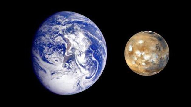 """Asteroides podrían ser utilizados como """"escalones"""" para alcanzar Marte"""