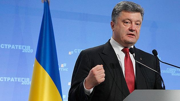 Kiev: No existe  ninguna ley sobre el estatus especial de Donbass