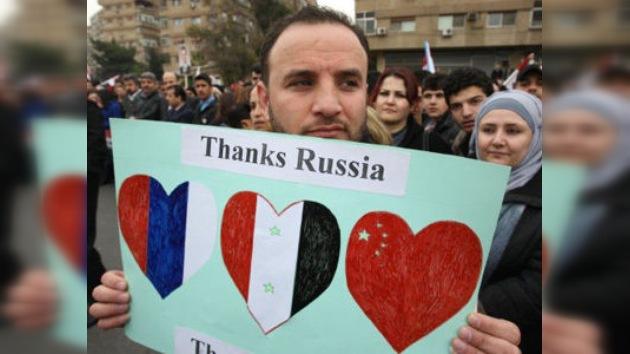 Lavrov: retirar a embajadores de Damasco no contribuye a solucionar el conflicto sirio