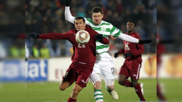 Liga Europa: el Rubín gana en la quinta jornada y lidera su grupo