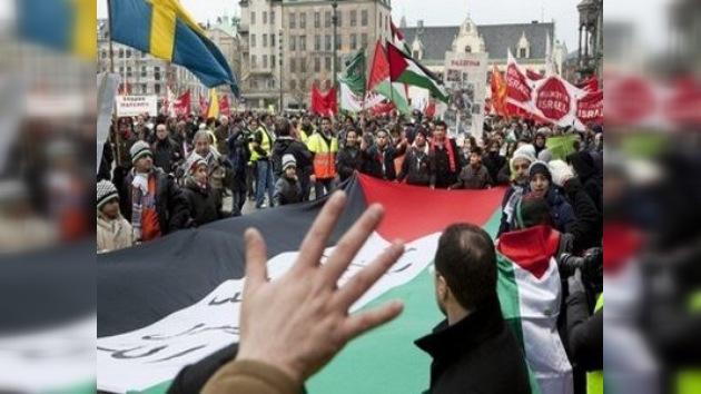 Abandonan Suecia ante el aumento de ataques antisemitas de musulmanes