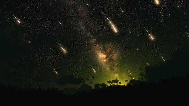 No se pierdan la última lluvia de estrellas del año, las Úrsidas