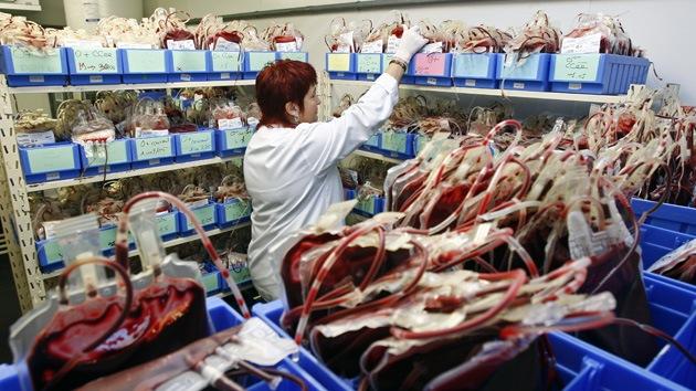 La sangre artificial sería producida a gran escala en fábricas