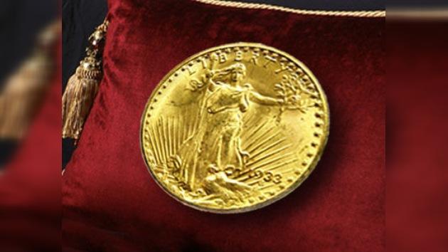 30 gramos de oro que valen una fortuna se exhiben en Londres