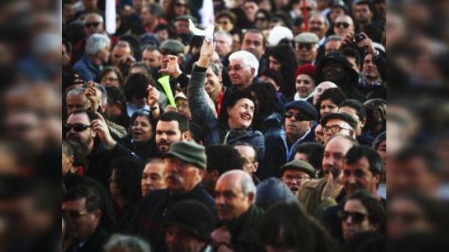 Portugal protesta contra 'el regreso al feudalismo'