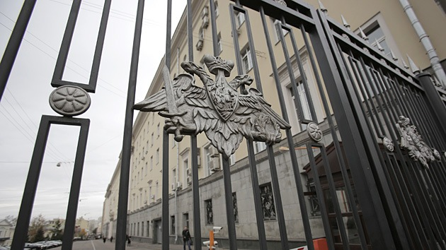 """Ministerio de Defensa ruso: """"El complejo Buk no ha cruzado la frontera de Rusia y Ucrania"""""""