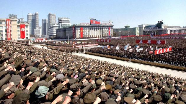 """""""EE.UU. y Corea del Sur buscan agotar a Pyongyang, llevándola a un conflicto militar"""""""