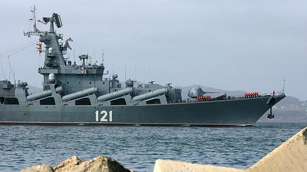 Rusia renovará su fuerza naval permanente en el Mediterráneo