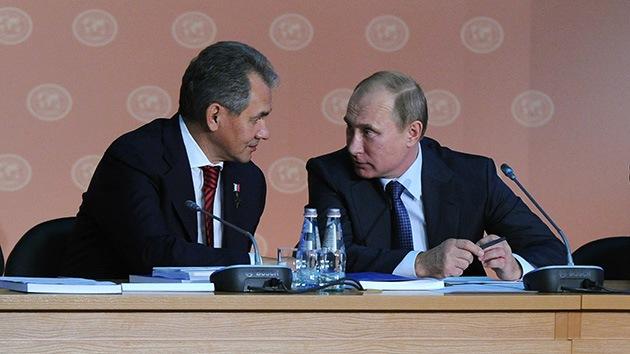Rusia: Podrían obligar a gobernadores a tomar cursos de capacitación militar