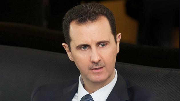"""Al Assad califica la ideología saudita de """"amenaza mundial"""""""